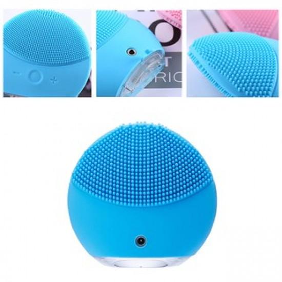 129.50 - Dispozitiv de curatare a tenului FOREVER LINA mini 2 blue -