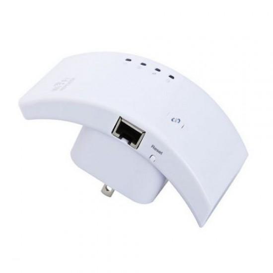 90.30 - Amplificator retea semnal wireless-n 300 mbps wifi repeater pro - Amplificatoare Wireless