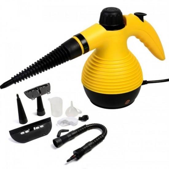132.30 - Aparat cu aburi de curatat, degresat si dezinfectat Steam Cleaner Sonashi DF-A001, 1000w - Mopuri