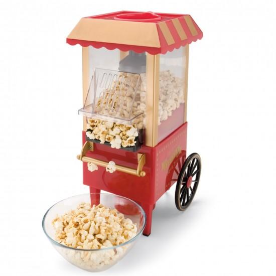 160.30 - Aparat de Facut Popcorn fara ulei Old Fashioned 1200W - Aparate Preparat Desert